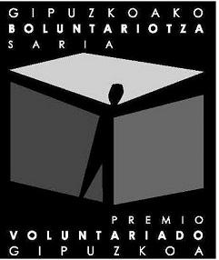Gipuzkoako boluntarioentzako 2020ko saria deitu da