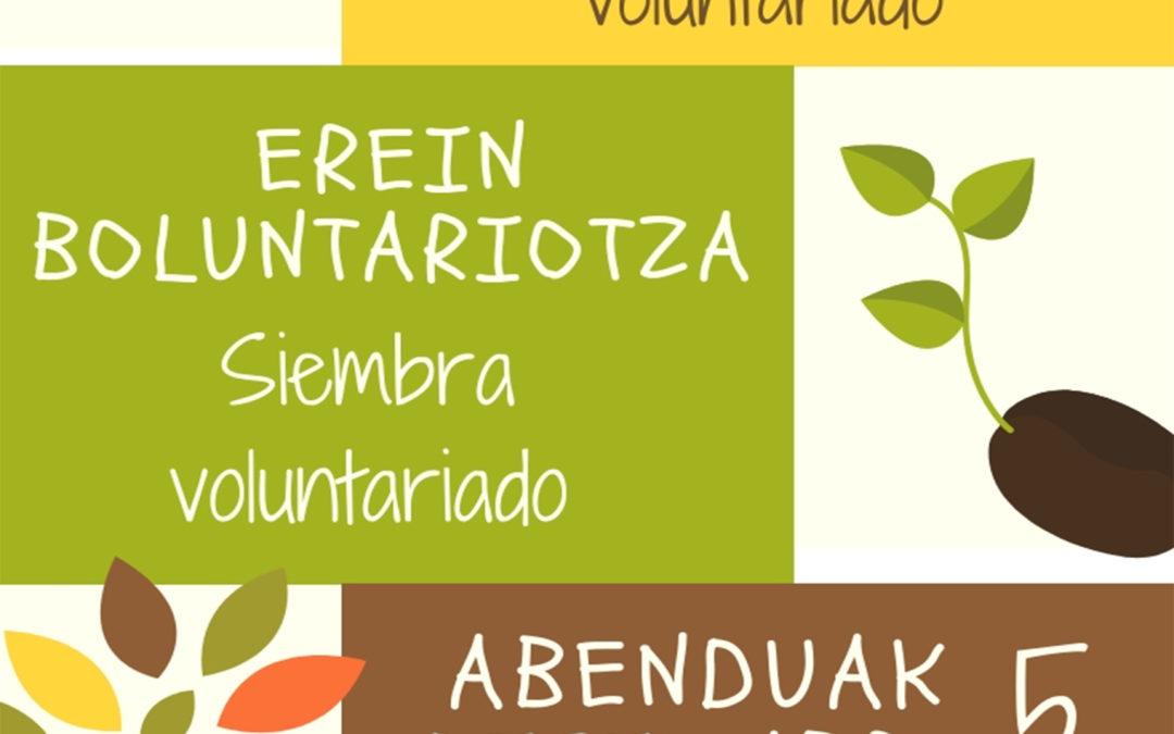 Actividad del Dia internacional del voluntariado – Sareginez