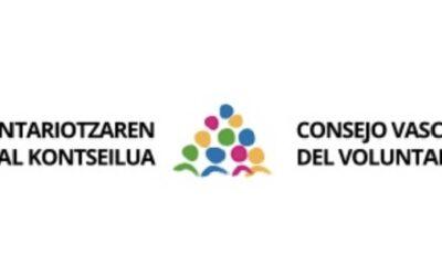El Consejo Vasco del Voluntariado reconoce y agradece la labor de los y las voluntarias durante la crisis del covid-19.