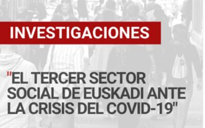 El impacto del Covid-19 en las organizaciones del Tercer Sector Social de Euskadi